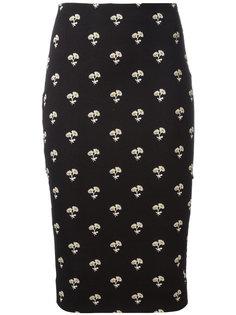 юбка-карандаш Victoria Beckham