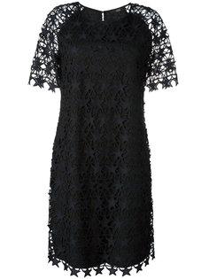 платье с вышивкой Steffen Schraut