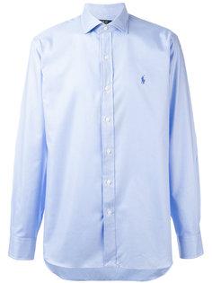 рубашка в ломаную клетку Polo Ralph Lauren