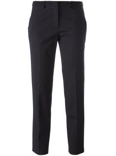 укороченные брюки кроя слим Armani Jeans