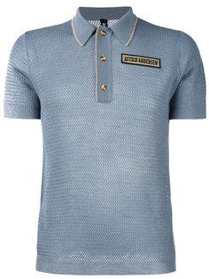 футболка-поло сетчатой вязки  Astrid Andersen
