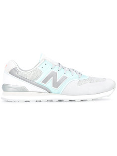 кроссовки с панельным дизайном New Balance