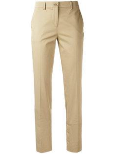 брюки кроя слим Etro