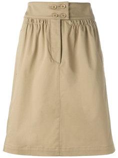 юбка А-образного кроя Etro