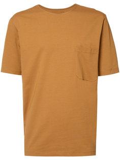 футболка с нагрудным карманом Lemaire