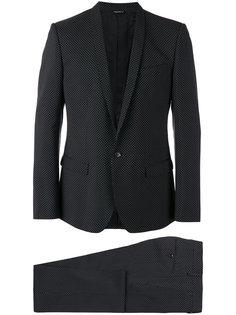 формальный костюм-тройка Dolce & Gabbana
