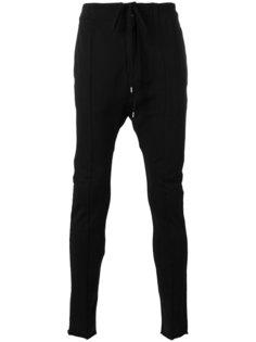 slim-fit trousers The Viridi-Anne