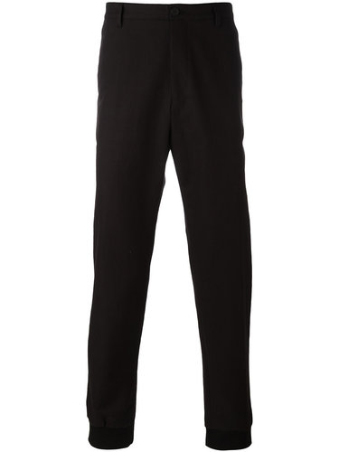 зауженные брюки Kenzo