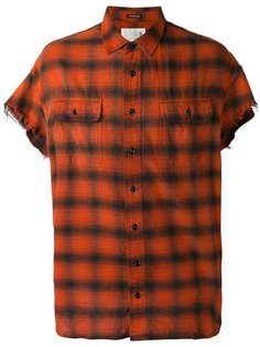 short sleeve shirt R13