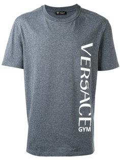 футболка Versace Gym Versace