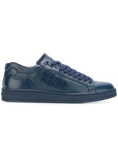 кроссовки с логотипом Kenzo