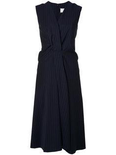 платье в полоску Maison Margiela