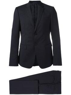 классический костюм-двойка Emporio Armani