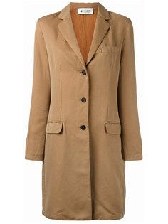 пальто миди на пуговицах Barena