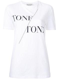 футболка Tone Être Cécile