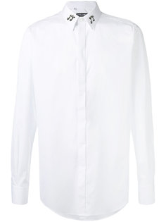 рубашка с нашивками Music Dolce & Gabbana