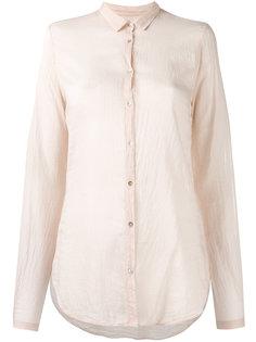 прозрачная рубашка Forte Forte