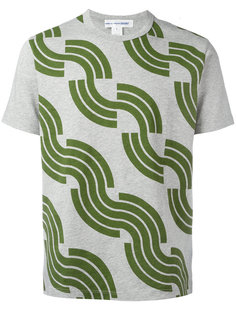 футболка с графическим узором Comme Des Garçons Shirt