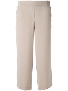 укороченные прямые брюки P.A.R.O.S.H.