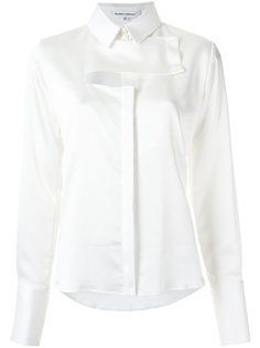 panelled shirt Gloria Coelho