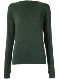 long sleeve blouse Uma   Raquel Davidowicz