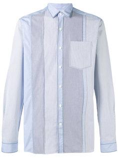 рубашка в тонкую полоску Lanvin
