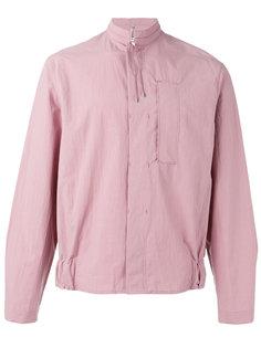 рубашка с воротником-стойка Oamc