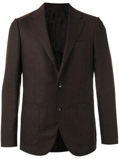 пиджак с карманами спереди Caruso
