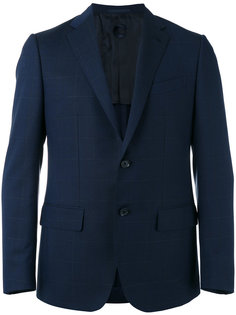 костюм с пиджаком с карманами Caruso