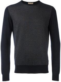 свитер с круглым вырезом под горло Cruciani