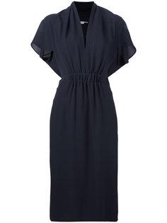 платье со сборками Stella McCartney