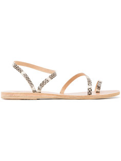 сандалии с ремешками Eleftheria  Ancient Greek Sandals