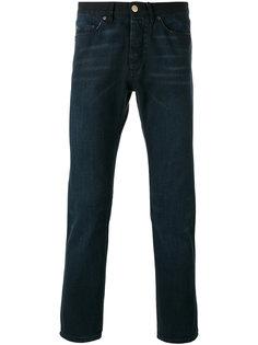 джинсы прямого кроя Lanvin