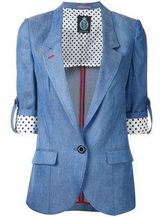 приталенный пиджак Guild Prime