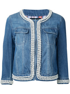 укороченный джинсовый пиджак Guild Prime