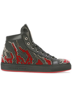 кеды Back To School Philipp Plein