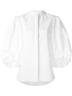 """блузка с рукавами """"летучая мышь"""" Alexander McQueen"""