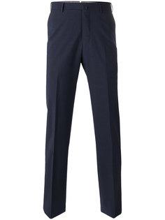 брюки со стрелками Ermenegildo Zegna