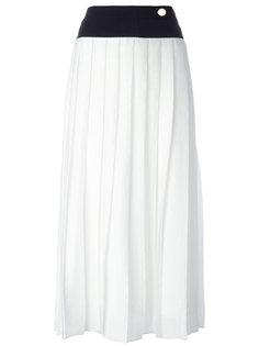 плиссированная юбка миди  Victoria Victoria Beckham