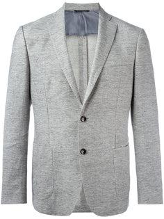 пиджак с накладными карманами Tonello