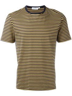 полосатая футболка Sunspel