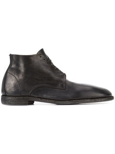 lace-up boots Guidi