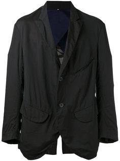 distressed blazer  Ziggy Chen