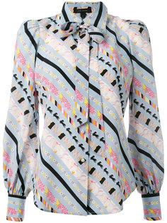 рубашка с цветочным узором Marc Jacobs