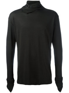 roll neck sweatshirt  Alchemy