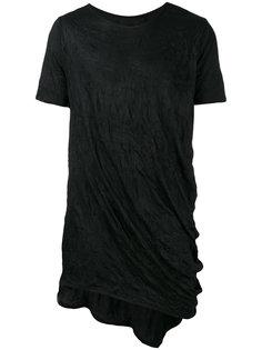 футболка с помятым эффектом Alchemy
