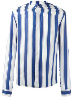 полосатая рубашка-поло Haider Ackermann