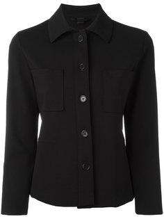 приталенный пиджак рубашечного кроя Aspesi