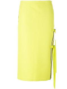 юбка с лямками сбоку  Nº21