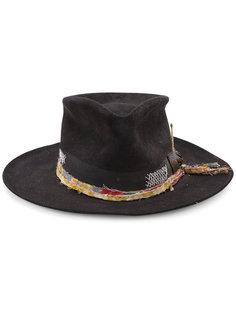 шляпа Bellcampo Nick Fouquet